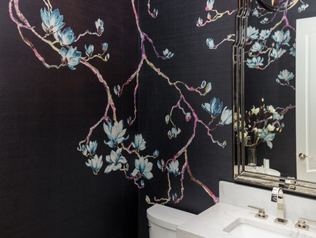 Powder Rooms That Wow