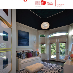 ASID TGCC Angle Magazine - Cover - Spring 2016