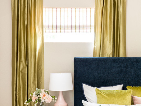 How To Hang Drapery Panels