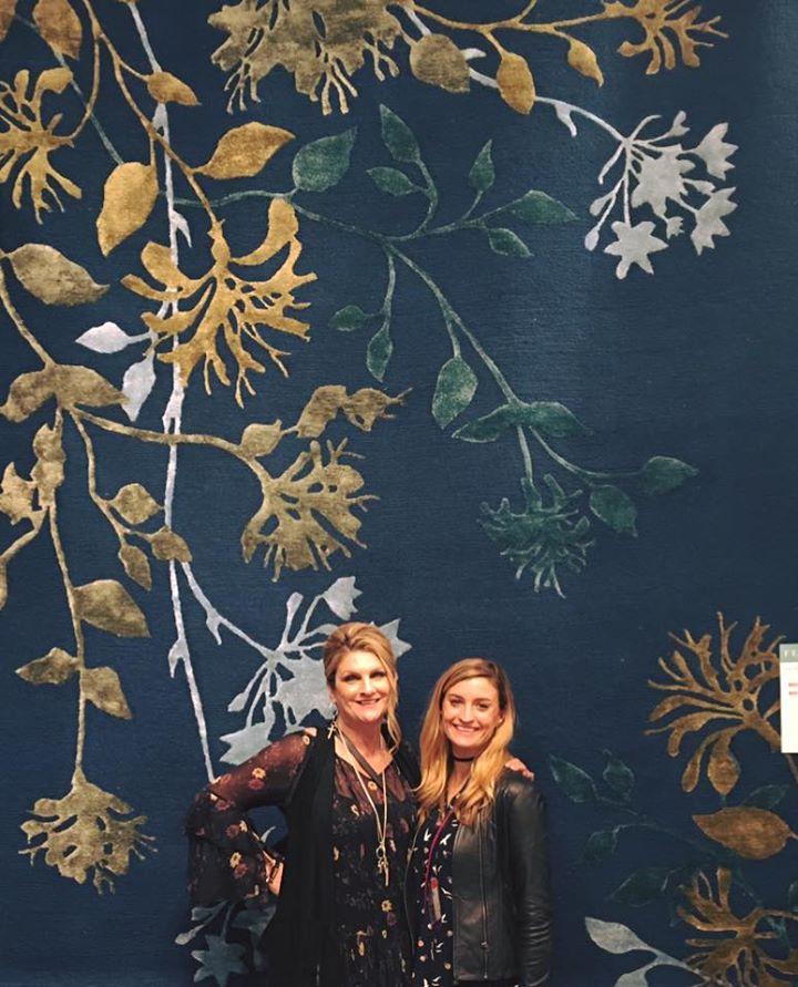Jackie Von Tobel and her daughter Angelica