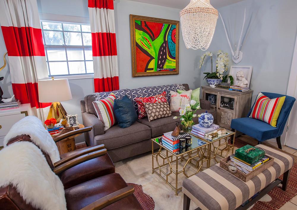 Casa Vilora Interiors Small Studio Apartment