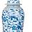 Thumbnail: Blue And White Temple Jars