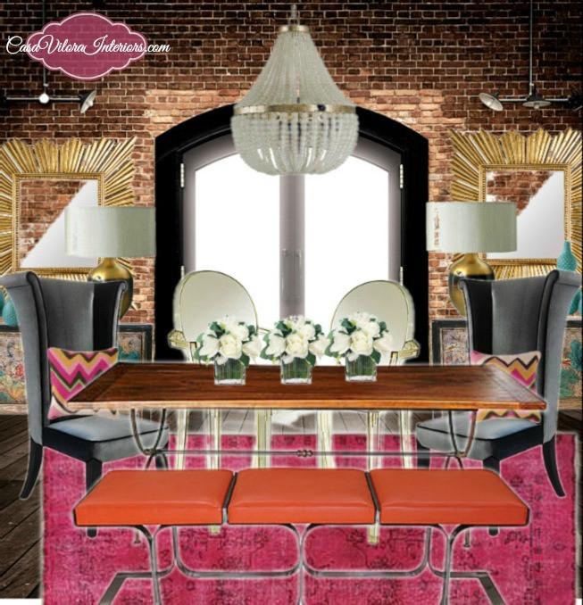 casa vilora interiors design mood board