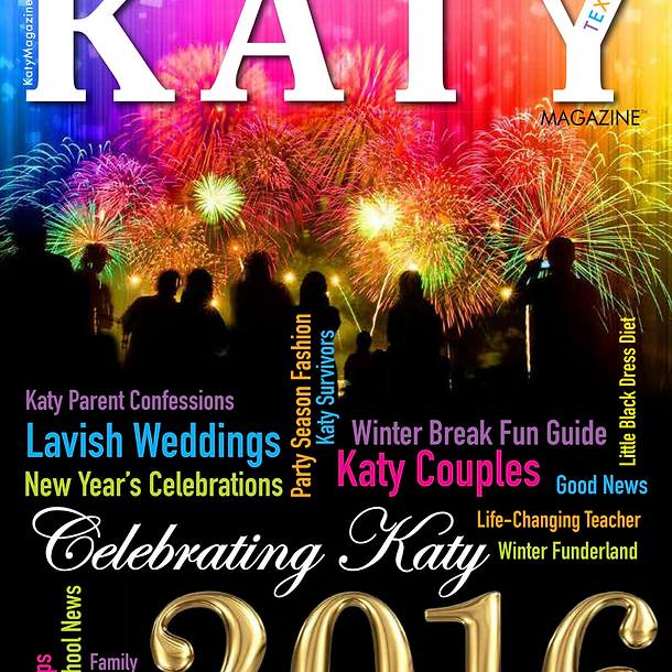 Katy Magazine - Dec/Jan 2016