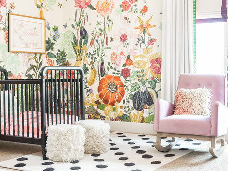 A Haute Baby Room In Magnolia