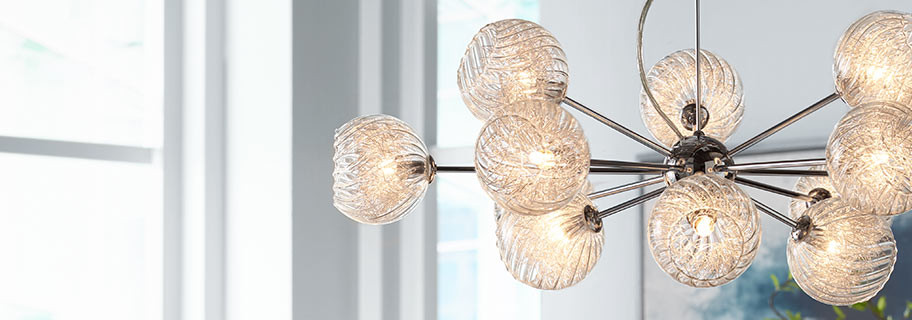 Lamps plus chnadelier