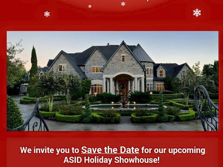 Plan To Visit The ASID Holiday Showhouse In The Woodlands