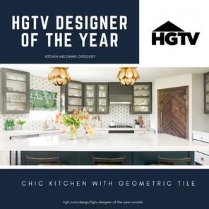 HGTV Designer Of The Year Nominee 2019