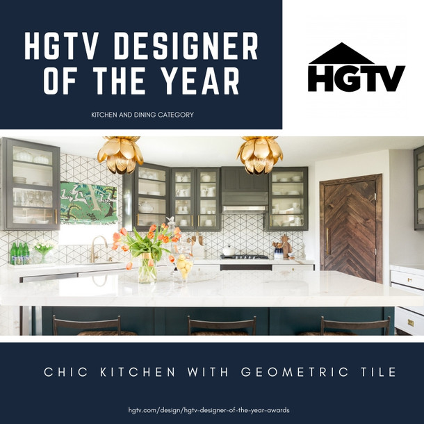 HGTV Designer Of The Year Nominee 2019