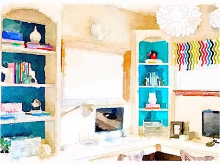 An Inspiring Homework Loft Makeover