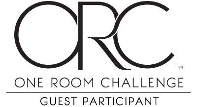 One Room Challenge – Builder Grade To Sophisticated Guest Bathroom – Week 2