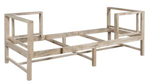 Kiln dried hardwood frame by Kristin Drohan Collection