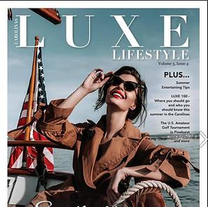 Luxe Lifestyle Magazine July 2019