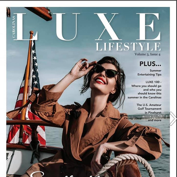 Luxe Lifestyle Magazine July 2019