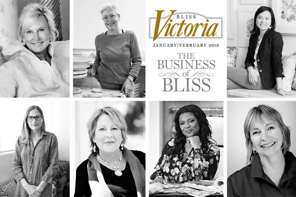 Bliss Victoria Entrepreneur issue 2019