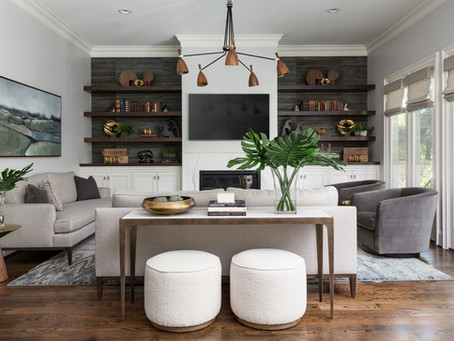 10 Tips For Styling Bookcases
