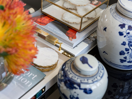 6 Coffee Table Styling Ideas