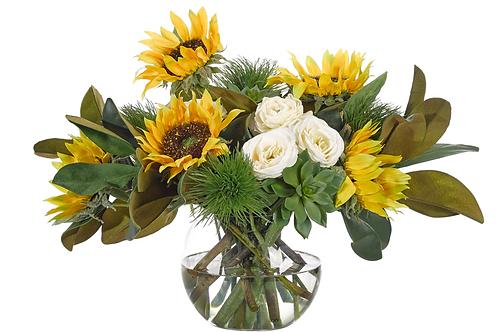 Sunflower Rose