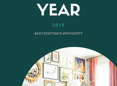 Casa Vilora Interiors 12 Colors Of The Year 2019 (#CVI12COTY2019)