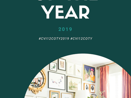 Casa Vilora Interiors 12 Colors Of The Year 2019 (#CVI12COTY2019)