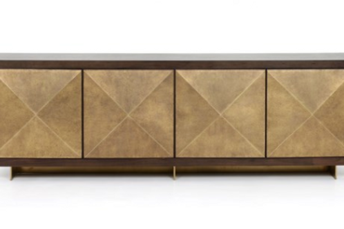 Enzo Sideboard - Dark Walnut