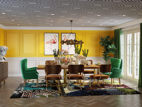 This Mellow Hue Will Be A Big Color Trend For 2019