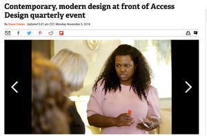 Access Design by Houston Chronicle