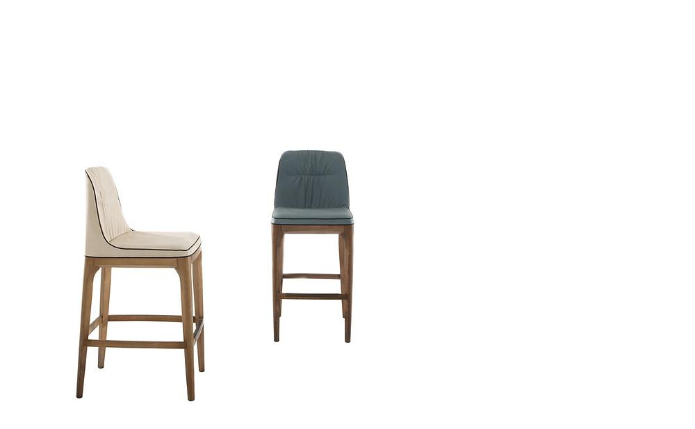 chairs by Tonin Casa