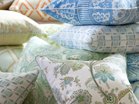 The Sarah Richardson Fabric Collection For Kravet