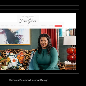 Featured On Wix Official Website