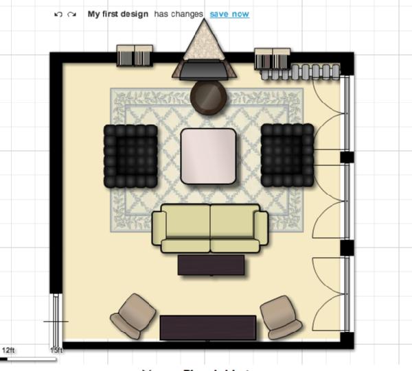 Floorplan/Furniture Layout