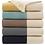 Thumbnail: Stockholm Color Block Faux Cashmere Throw