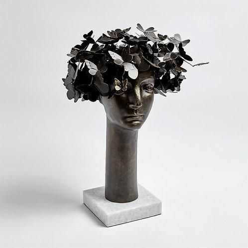Butterflies For Brains Sculpture