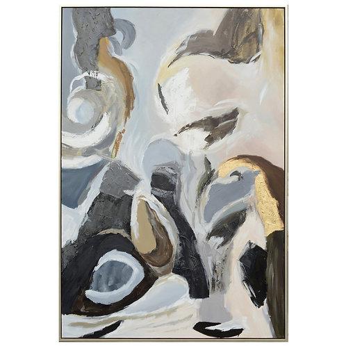 Swoon Framed Canvas Art