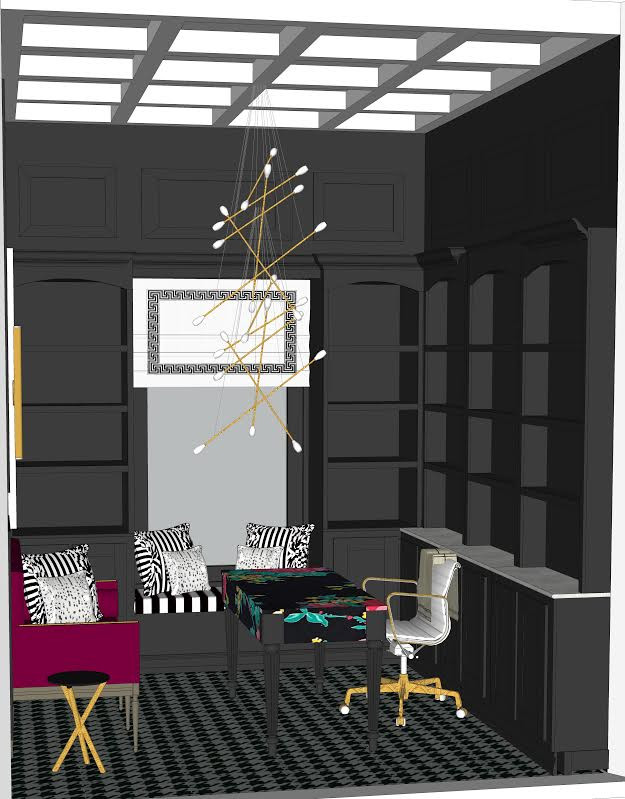 Katy Interior Designer   Home Office