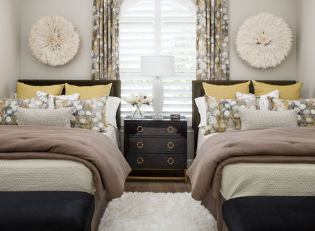 Must-Haves For Every Guest Bedroom