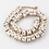 Thumbnail: White Kenya Bone Beads