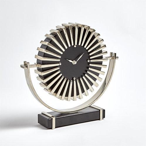 Cog Desk Clock