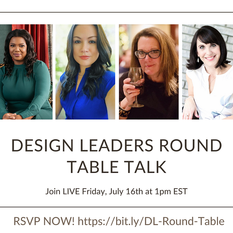 Design Leaders Round Table Talk