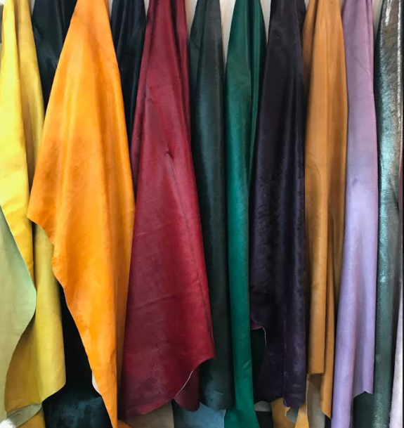 Colorful Hides