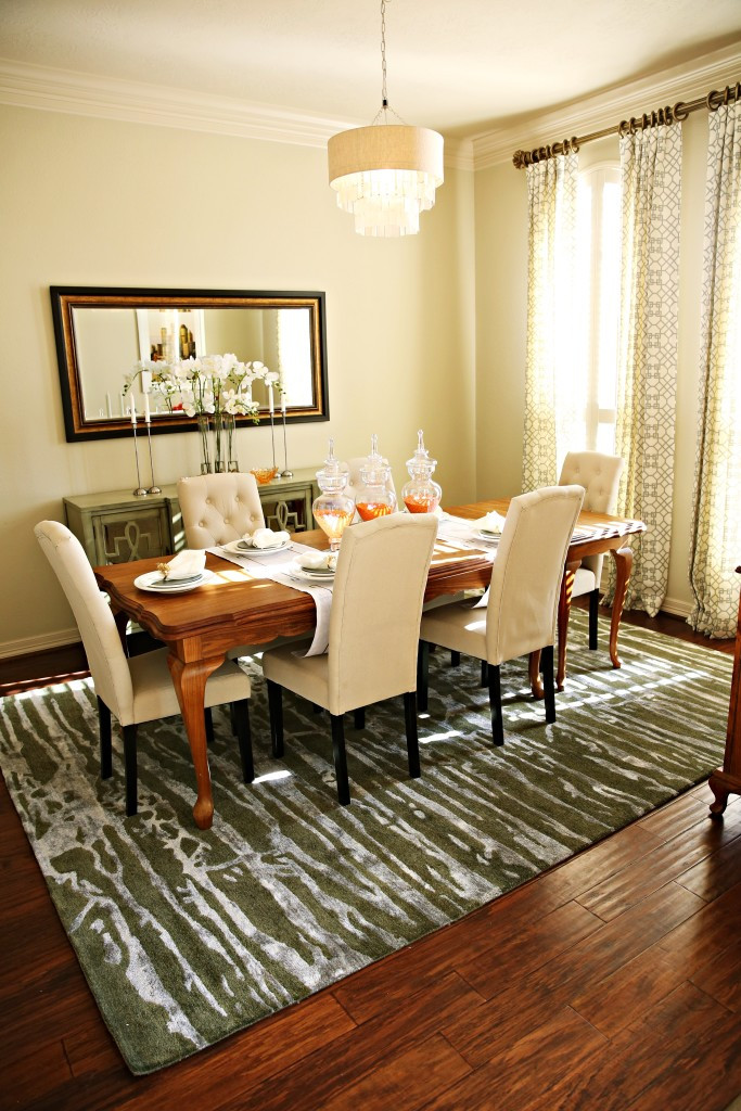 Casa Vilora Interiors Dining Room
