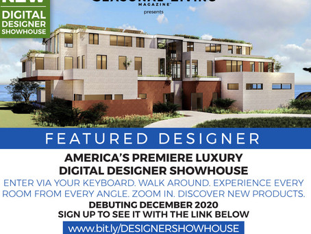 History In The Making: The First Ever Digital Luxury Designer Showhouse Coming Soon