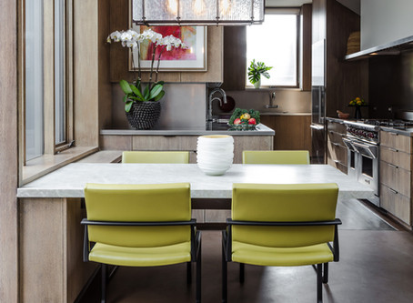 How To Rock Bold Color In Your Home