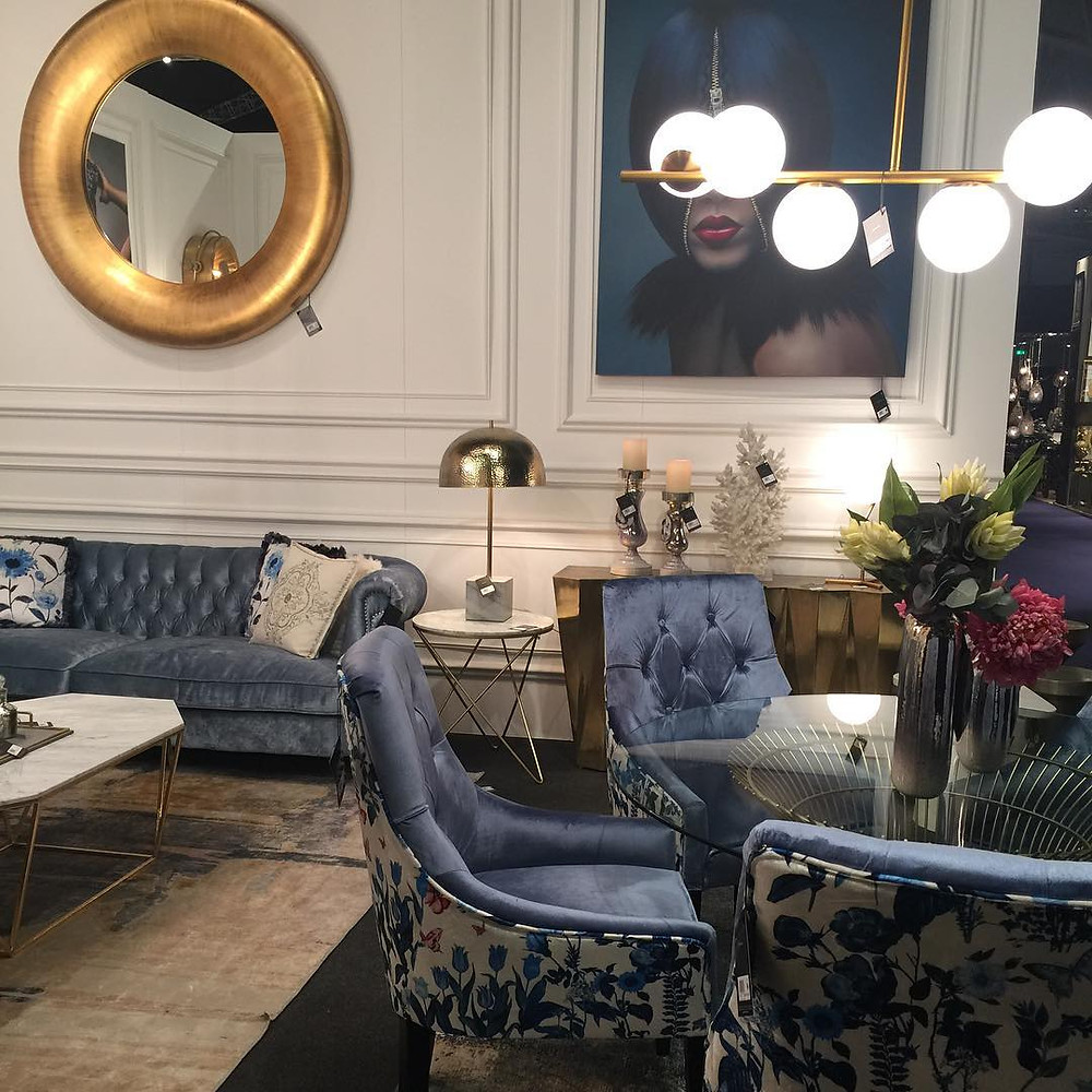 Maison and Objet, January 2019. Classic vignette