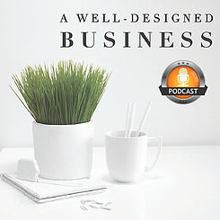 A Well Designed Business Podcast - Veronica Solomon