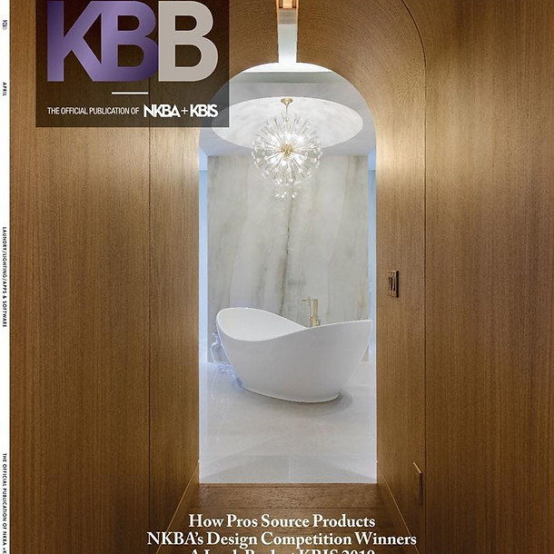 Kitchen And Bath Business - April 2019
