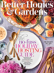 Powder Room Featured In Better Homes And Gardens November 2020