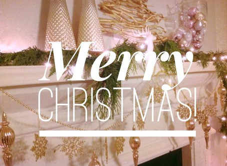 Wishing You A Blessed Christmas!