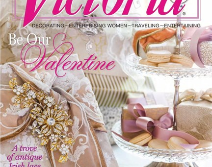 My Victoria Magazine Feature