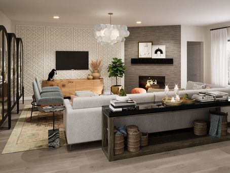 Virtual Design Session: A Modern Boho Vibe Without Looking Kitschy